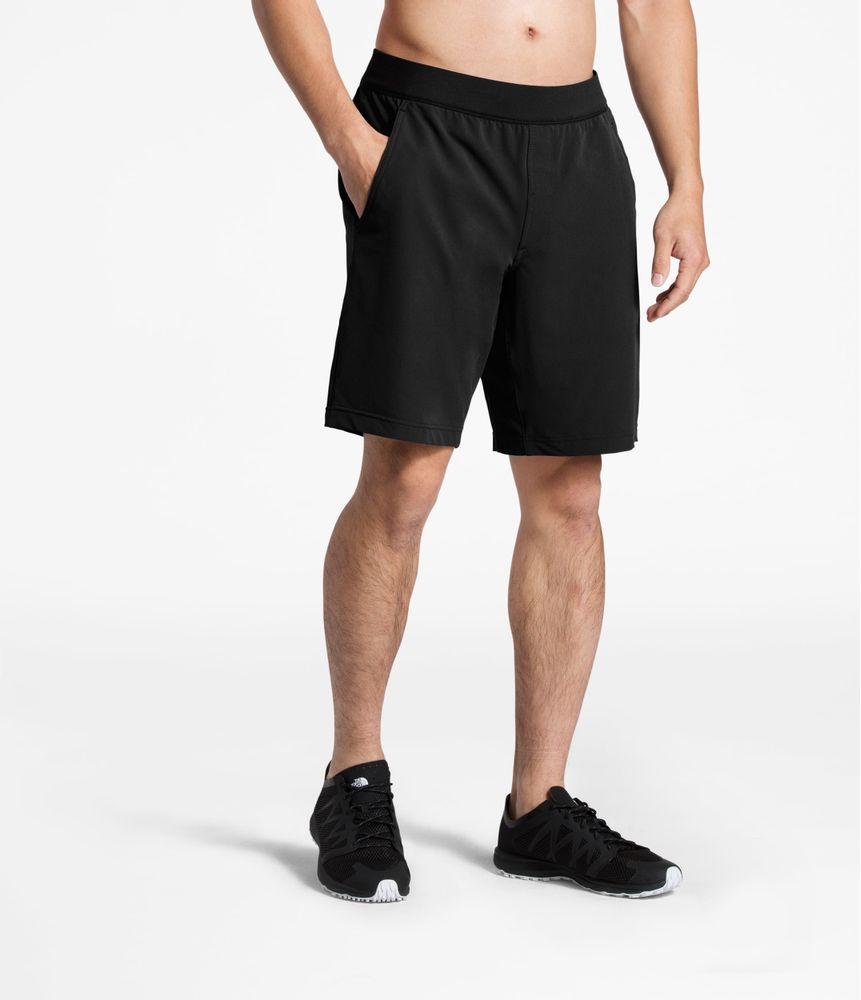 MEN-S-KILOWATT-SHORT---COLOR--NEGRO---TALLA--S