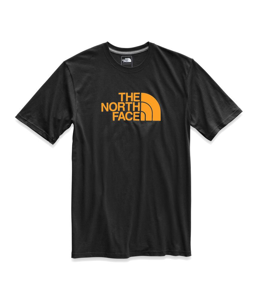 MEN-S-S-S-HALF-DOME-TEE--COLOR--NEGRO---TALLA--L