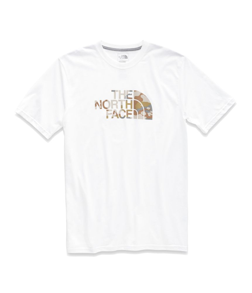 MEN-S-S-S-HALF-DOME-TEE--COLOR--BLANCO---TALLA--L