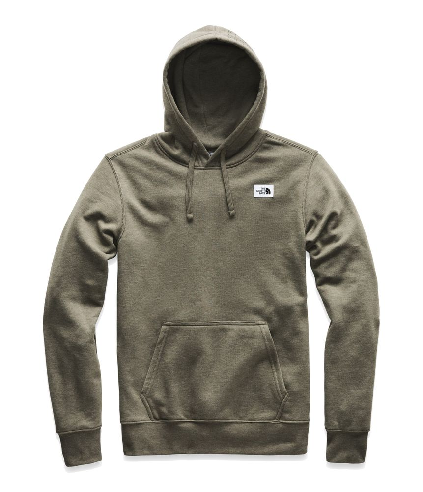 MEN-S-TRAINING-LOGO-PULLOVER-HOODIE--COLOR--VERDE---TALLA--M