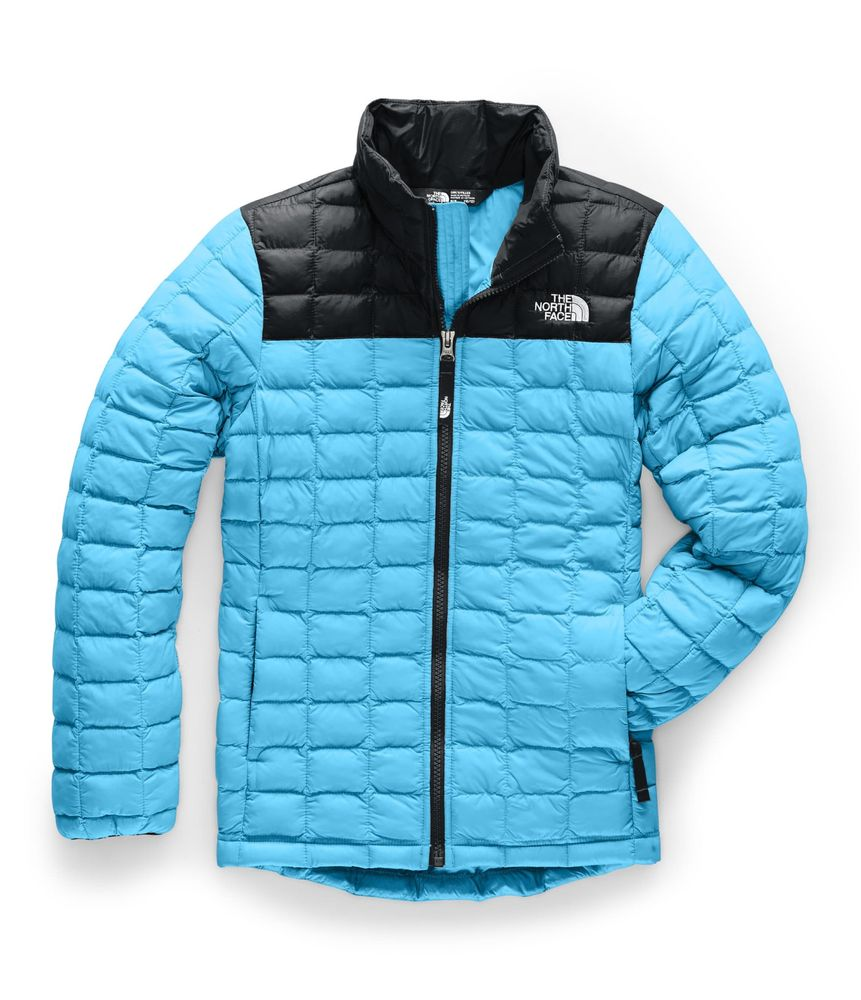 GIRLS--THERMOBALL-ECO-JACKET