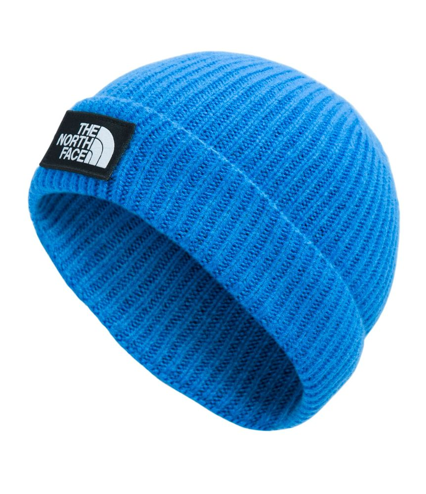 Tnf-Logo-Box-Cuffed-Beanie
