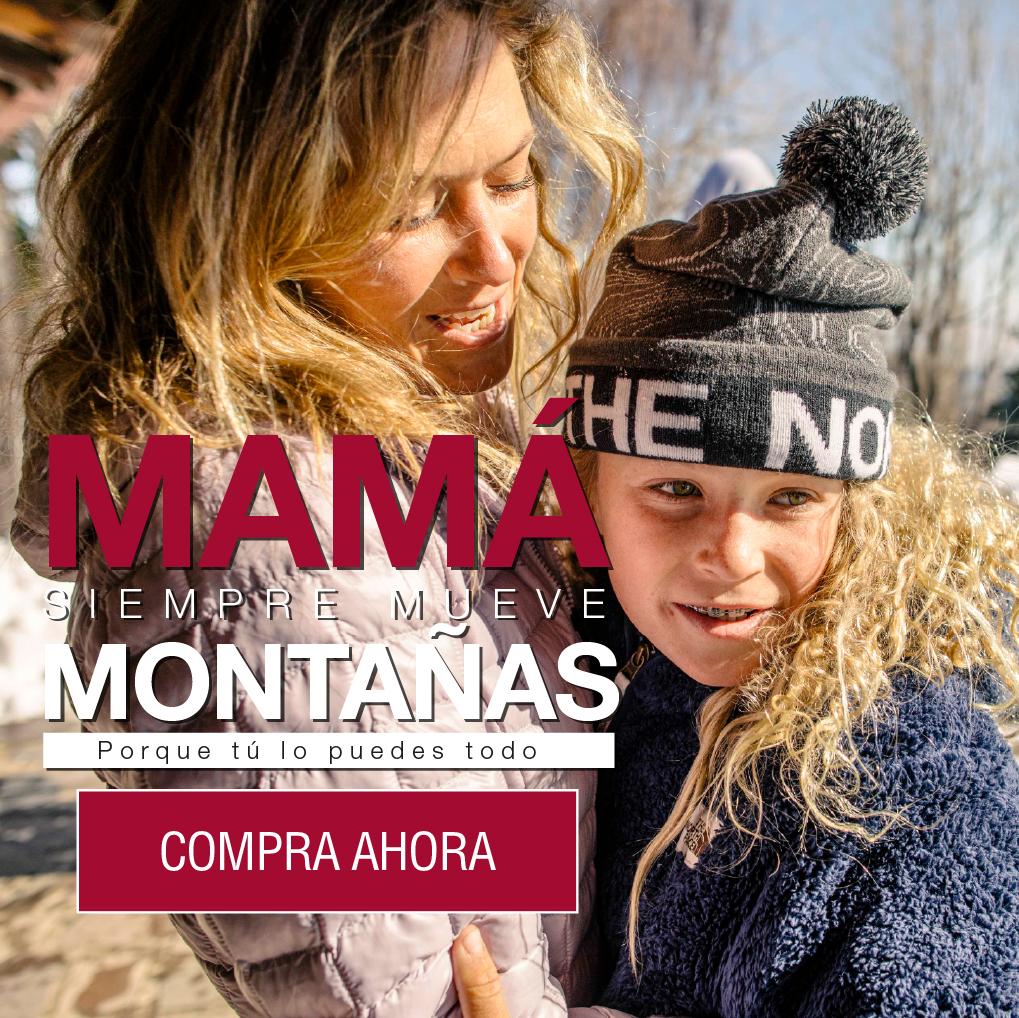 Mamá mueve montañas