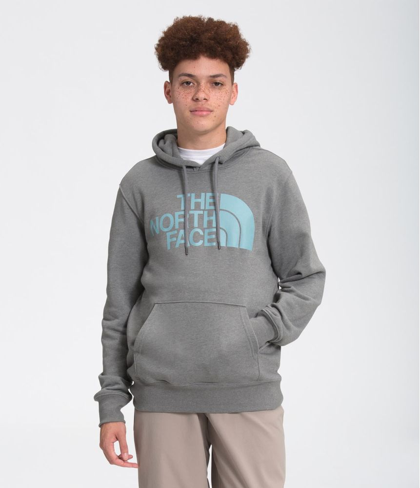 buzo-half-dome-hoodie-gris-hombre-the-north-face