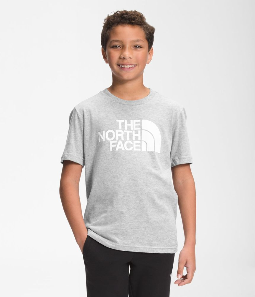 camiseta-graphic-tee-manga-corta-gris-niño-the-north-face