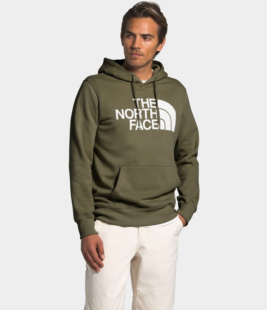 buzo-half-dome-hoodie-verde-hombre-the-north-face